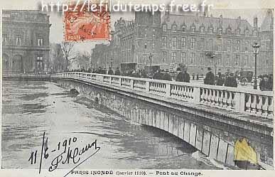 El París de Napoleón III - Página 4 Pont_change