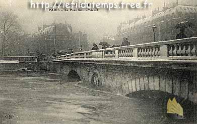 El París de Napoleón III - Página 4 Pont_st_michel2