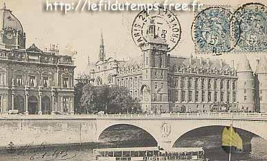 El París de Napoleón III - Página 4 Conciergerie_4