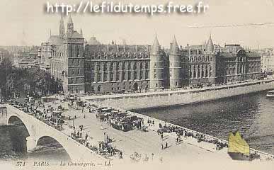 El París de Napoleón III - Página 4 Conciergerie_571
