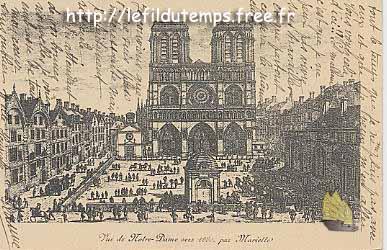 El París de Napoleón III - Página 4 Notre_dame_mariette