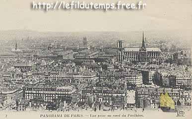 El París de Napoleón III - Página 4 Panorama_pantheon