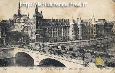 El París de Napoleón III - Página 4 Pont_change_306