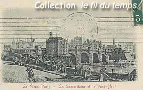 El París de Napoleón III - Página 4 Samaritaine